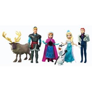 La Reine des Neiges - Pack Mini Personnages - MATY9980 MATTEL