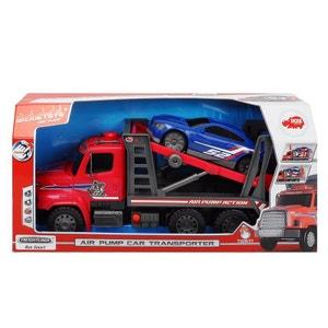 Dickie 203809010 Camion transporteur - Air Pump Car Transporter DICKIES