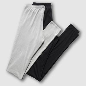 Long Stretch Leggings, Length 78 cm R édition