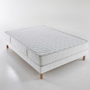 Matelas mousse HD & mousse à mémoire de forme confort luxe ferme H.20 cm REVERIE
