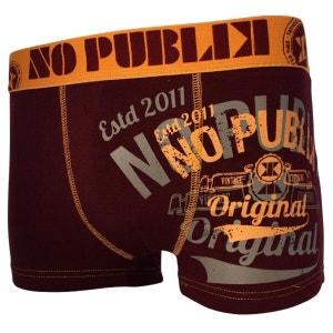 Boxer Homme Original Design NO PUBLIK