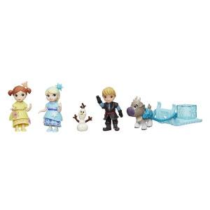 La Reine des Neiges - Mini-poupées Pack Enfant - HASB9210EU40 HASBRO