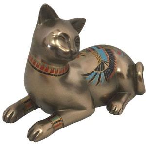 Statuette de décoration Catistic Chat allongé PARASIDOSE