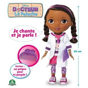 Docteur La Peluche - Poupée 28cm - GIO5662 GIOCHI PREZIOSI