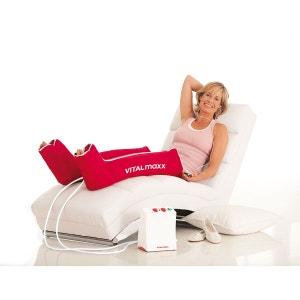 Bottes de pressothérapie jambes entières VeneWalke VENENWALKER