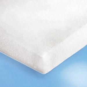 Protège-matelas molleton 400 g/m², enduit PVC impe REVERIE