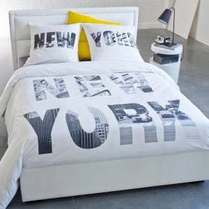 Housse de couette imprimée NEW-YORK La Redoute Interieurs