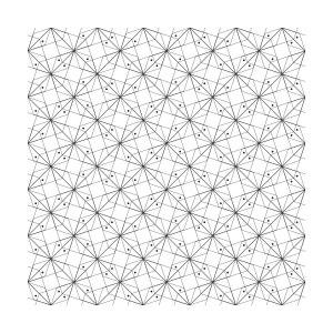 Domino 1 - 15x15cm ACTE DECO