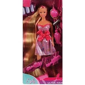 Steffi Ultra longs cheveux : Rose SIMBA