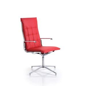 Fauteuil Rouge Design La Redoute - Fauteuil rouge design