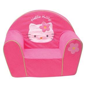 Fauteuil Club Polyvelours Hello Kitty HELLO KITTY