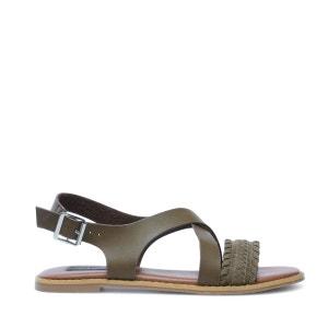 Sandales noires SACHA