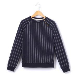 Striped Sweatshirt, 10-16 Years R essentiel