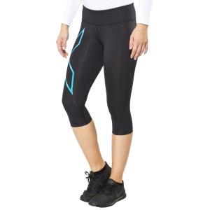 Mid-Rise Compression - Vêtement course à pied - noir 2XU