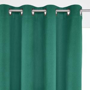 rideau occultant lin coton nous quipons la maison avec des machines. Black Bedroom Furniture Sets. Home Design Ideas