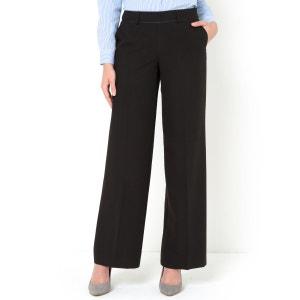 Pantalón de sarga stretch entrepierna 78 cm La Redoute Collections