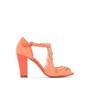 Sandálias perfuradas, tacão alto MADEMOISELLE R
