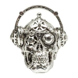 Tirelire Steampunk Headphones chromé Kare Design KARE DESIGN