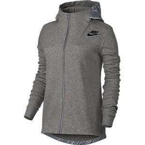Veste de Sweat Advance 15 Fleece Cape 822146-010 NIKE