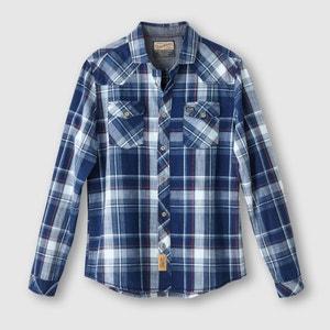 Checked Shirt PETROL INDUSTRIES