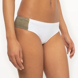 Bas de maillot de bain culotte bicolore R édition