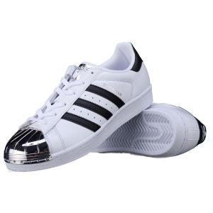 Basket Adidas Superstar Metal Toe W Bb5114 Blanc/Metal adidas
