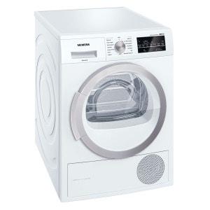 Sèche-linge à condensation WT47W460FF blanc SIEMENS