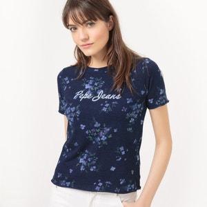Camiseta estampada de manga corta PEPE JEANS