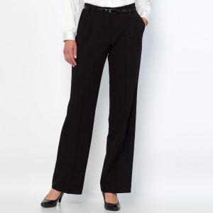 Pantalon à pinces, confort stretch ANNE WEYBURN
