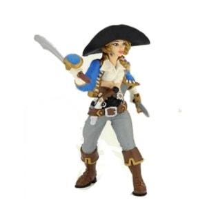 Figurine Femme corsaire PAPO