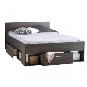lit adulte la redoute. Black Bedroom Furniture Sets. Home Design Ideas