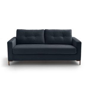 canape velours bleu canard la redoute. Black Bedroom Furniture Sets. Home Design Ideas