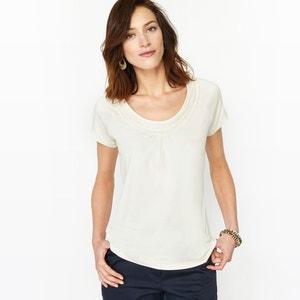 T-shirt con perline ANNE WEYBURN
