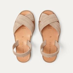 Leather Sandals MINORQUINES