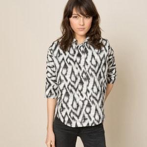Bicolor blouse Anina BA&SH