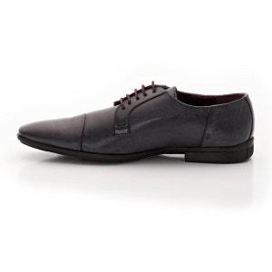 Ботинки из кожи KOST
