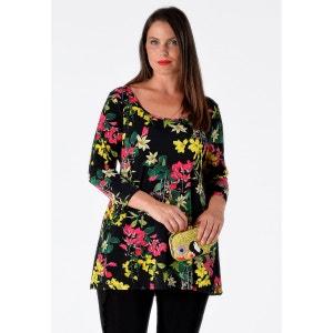 T-shirt imprimé floral YOEK