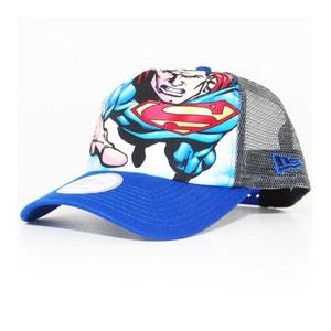 Casquette Trucker New Era Superman Trucker Bleu NEW ERA CAP