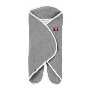 Couverture Polaire Outdoor Babynomade coloris gris RED CASTLE