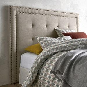 Cabecero de cama de lino lavado, Al. 135 cm, Hampstead