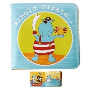 Livre de bain Arnold pirate LILLIPUTIENS