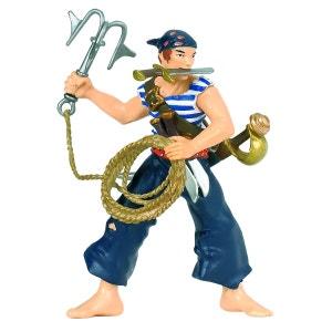 Figurine Pirate au grappin PAPO