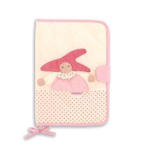 Protège Carnet de Santé Babi Corolle Rose COROLLE