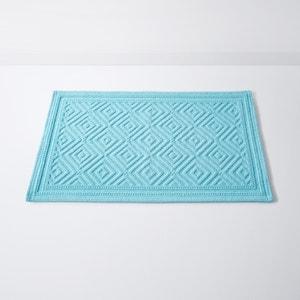 CAIRO Cotton Bath Mat with Textured Motif (1500g/m²) La Redoute Interieurs