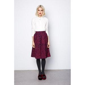 Heart Print Skirt COMPANIA FANTASTICA