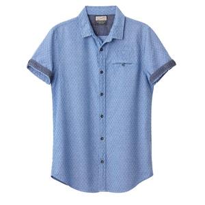 Hemd, kurze Ärmel, bedruckt PETROL INDUSTRIES