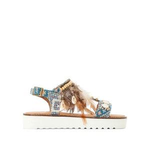 Sandalen met sleehak MARGARITA COOLWAY