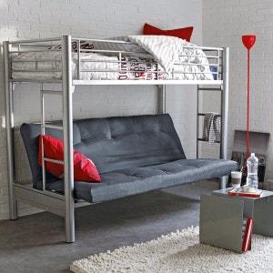 Ensemble lit, avec banquette clic clac, Janik La Redoute Interieurs