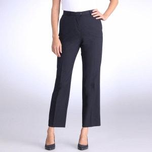 Pantalon sergé bi-extensible, entrej. 70 cm ANNE WEYBURN