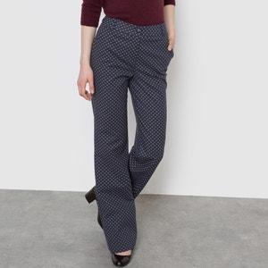 Flare broek met hoge taille MADEMOISELLE R